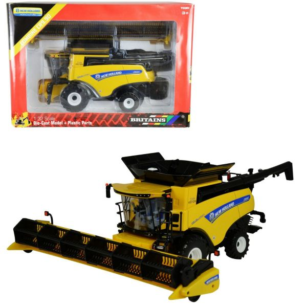 Tomy  Britains New Holland Combine Harvester CR990 Toy